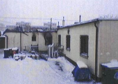 2005 – Zum Jahresende wurde das Schutzhaus nach einem Einbruch in Brand gesteckt