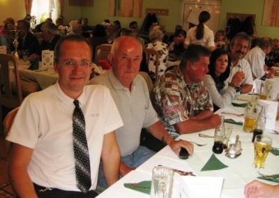 2009 – Gute Laune bei den Mitgliedern beim 90-Jahr-Vereinsjubiläum