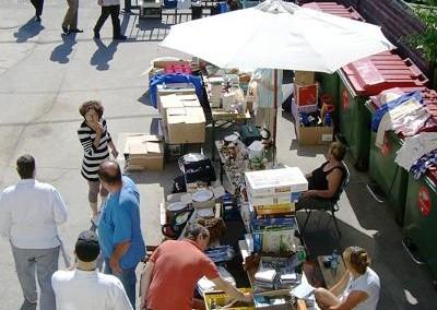 2012 - Flohmarkttreiben