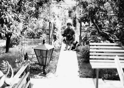 1969 – Idylle auf der Parzelle 190